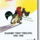 Yosemite Sam Rides Off Sunset Friz Freleng Tribute 8x10 Memorial Speechless NEW