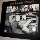 Ollie Johnston Disney Trade Ad tribute Passing Speechless 8 x 10 inch photo