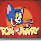 MGM Tom and Jerry Title Card Logo image Newly Printed 8x10 inch photograph
