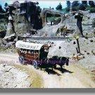 Frontierland Disneyland Star Wars Land Arch 1950's Conestoga Wagon Mine Train