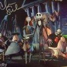 Nightmare Before Christmas hand Signed Chris Sarandon 11x14 NEW Disney COA