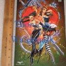 2012 SDCC Zenescope Grimm Fairy Wonderland #1 J Scott Campbell - Autographed