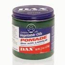 Dax - Pomade (Vegetable Oil) 3.5oz