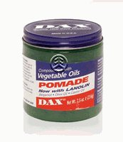 Dax - Pomade (Vegetable Oil) 3.5oz