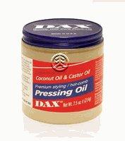 Dax - Pressing - Coconut Oil & Castor Oil 14oz.