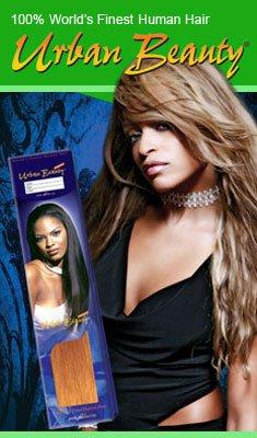 "Urban Beauty Human Hair 18"""