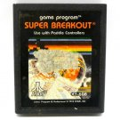 SUPER BREAKOUT (Atari 2600) Cartridge Only