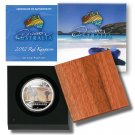 Red Kangaroo Silver Proof $1 Coin  Discover Australia Perth Mint 2012 Limited Ed
