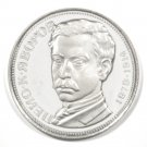 1978 Bulgaria Silver Proof 5 leva  coin Javoroff   KM# 100 .3295 ASW
