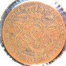 1837 Belgium 5 centimes coin KM#5.1