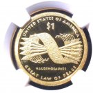2010 S Sacagawea $1 Great Law of Peace NGC PF70UCAM Ultra Cameo Free US Shipping