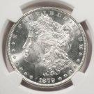 1879 S Morgan Silver Dollar  NGC MS63  LUSTER !