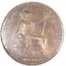 1899 Great Britain Penny KM#790   Queen Victoria