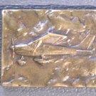 Bronze Token Piper Club of America - Cessna 172 Aircraft in Flight - 25 mm  - XF