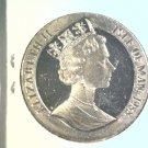 1988 Isle of Man BU Crown Coin Brilliant Uncirculated KM#222 Australia 200 Years