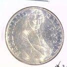 Austria 1966 BU Silver 25 Schilling Coin .3344 ASW KM#2899 Ferdinand Raimund