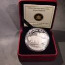 Canada Bison $100 Silver Coin Master of the Prairie Wind 1oz .9999 fine  OGP COA