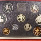 1992 United Kingdom Deluxe Proof Set in Original Packaging with COA  KM#PS77