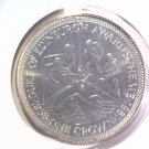 1981 Isle of Man BU Crown Coin KM#75 Duke of Edinburgh Award Scheme