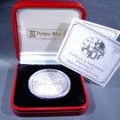 Gibraltar 2000 Millennium Titanium 5 pounds proof coin OGP COA  Ltd. Ed. 25,000