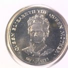 1985 Tonga 50 Senti BU Coin KM#107  The Queen Mother