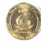 1999 Australia  Dollar Coin  BU KM#405   International Year of Older Persons