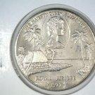 1977 Western Samoa One Tala Coin KM#24  BU  Royal Jubilee