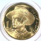 1999 Australia Canberra Dollar Coin  BU KM#400  THE LAST ANZACS