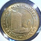 Mint Hotel Las Vegas Premium Token   Excellent Condition