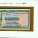 1978 Hong Kong  $10 Note Pick#182h CRISP UNCIRCULATED ! In Sealed envelope