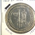 1984 Isle of Man BU Crown Coin Brilliant Uncirculated KM#131 Parliament Conf.