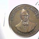 1960s Stephen Foster Memorial White Springs Florida Medal  BLUE Lot