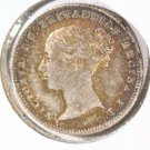 1842 Great Britain Silver 4 pence Coin Groat KM#731.1 .0895 ASW  Blue Lot