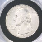1948 Silver Washington Quarter Brilliant Uncirculated Nice coin, great luster