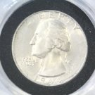 1944 Silver Washington Quarter Brilliant Uncirculated Nice coin, great luster
