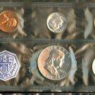 1963 US Proof Set Silver Franklin Half Quarter Dime Original Packaging