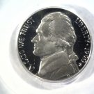 1990S Proof Jefferson Nickel PCGS PR69DCAM Deep Cameo Proof
