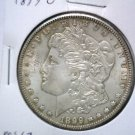 1899 O Morgan Silver Dollar Choice Brilliant Uncirculated