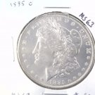 1885 O Morgan Silver Dollar Choice Brilliant Uncirculated BU+