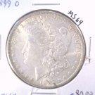 1899 O Morgan Silver Dollar Choice Brilliant Uncirculated BU Details Scratched