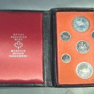 1973 Canada Double Dollar Specimen Set w/ Silver  Dollar .3726 ASW OGP and COA *