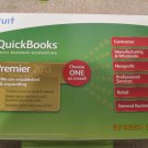 Quickbooks Premier 2013  Industry Editions Single User  *USED*