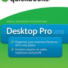 Quickbooks Pro 2018  Single User   *Used*