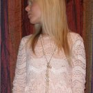 Vintage lace babydoll dress size 8 - 10