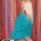 Beautiful vintage designer Diane Von Furstenberg sweater size medium (M)