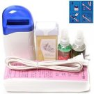 Hair Removal Roll-On Depilatory Heater Before Wax Waxing Treatment Spray Set