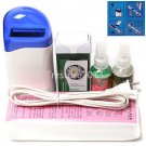 5in1 Hair Removal Roll Depilatory Heater Pre After Wax Treatment Spray Kit Set