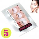 5Pairs Under Eye Pad Patch Lint Eyelash Lash Extension Tool Supply Solution