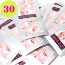 30Pairs Under Eye Pad Patch Lint for Individual Eye Lashes Graft Extension Tools