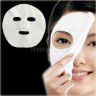 100 PCS Lady Nonwoven DIY Facial Mask Face Masks Paper Cotton SPA Salon Tool